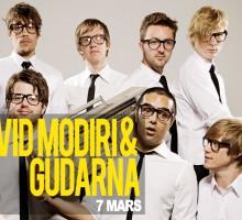 Navid Modiri och Gudarna