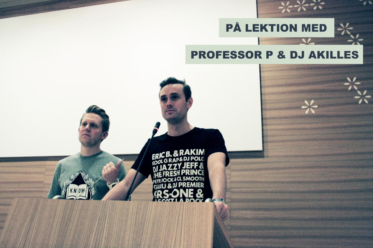 Professor P & Dj Akilles